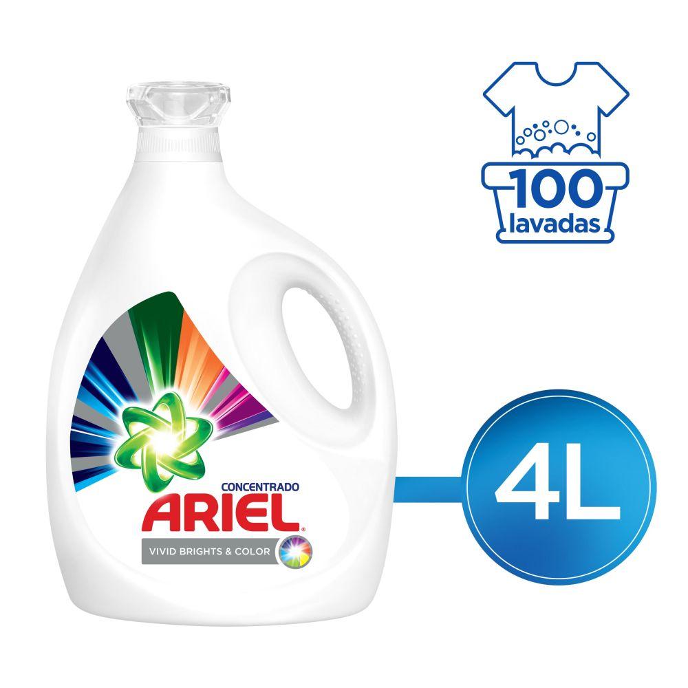 Detergente líquido concentrado para ropa