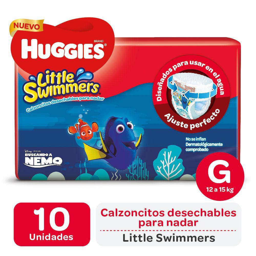 Calzoncillos desechables para nadar G