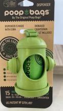 Dispensador +  bolsas biodegradables