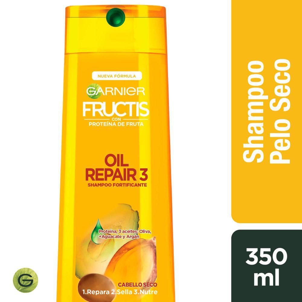 Shampoo Oil Repair 3 aceites