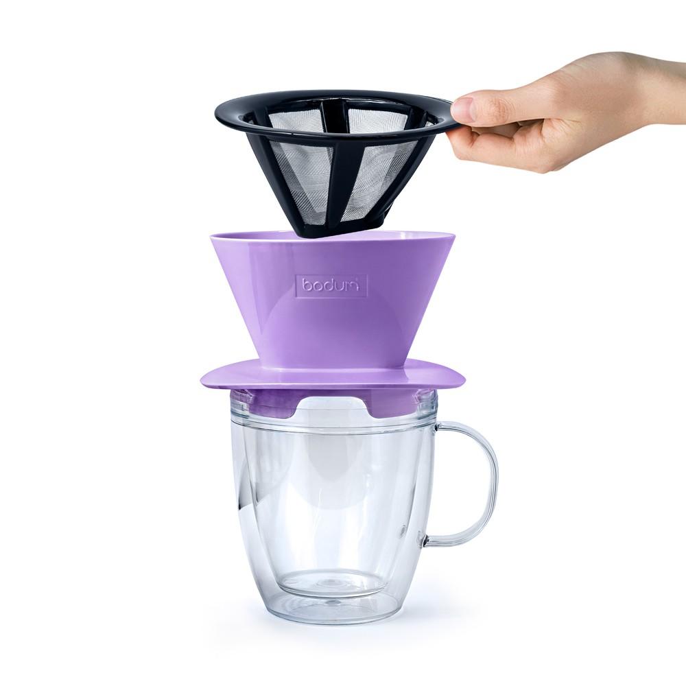 Pour over bodum lila