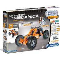Laboratorio de mecánica buggy + quad
