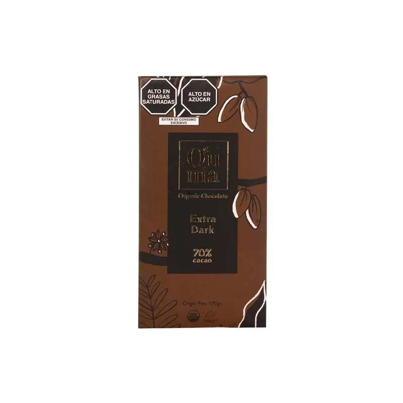 Extra dark 70% cacao