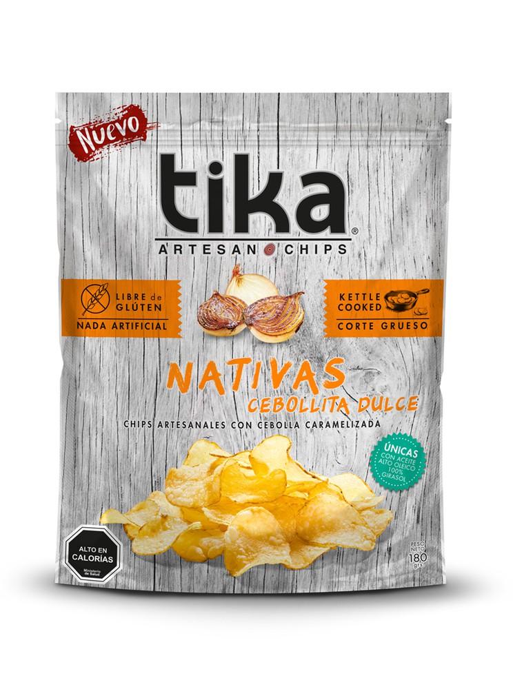 Snack nativas cebollita dulce