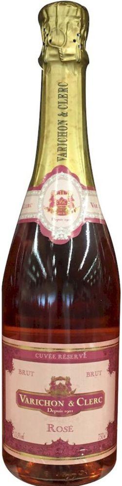 Espumante francês brut rosé