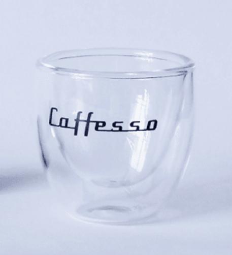 Taza doble vidrio para espresso