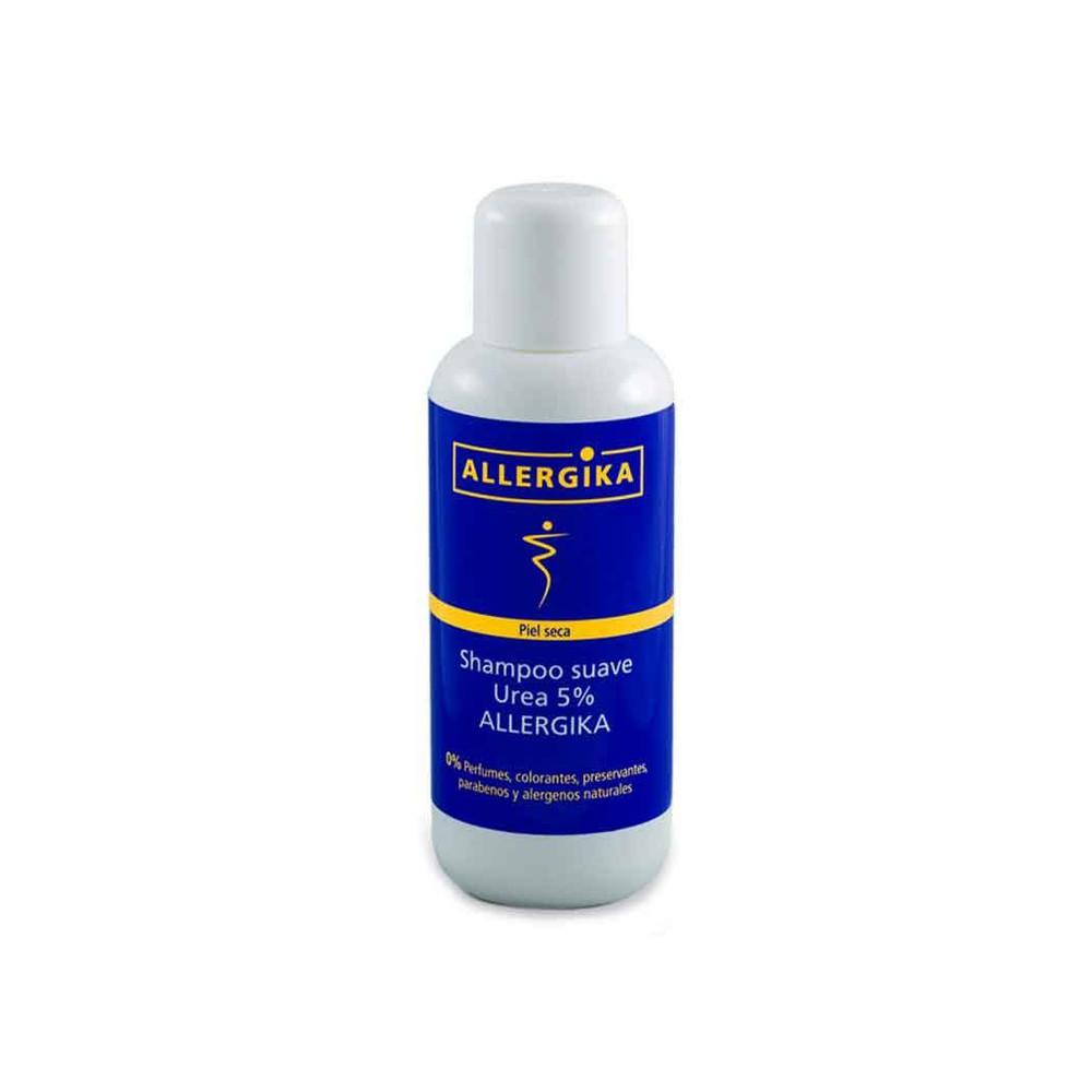 Shampoo suave urea 5% 200 ml