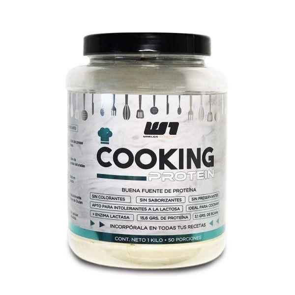 Proteína para cocinar Whey cooking protein 1 kg