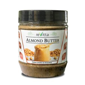 Mantequilla de almendra almond butter Envase de 500 grs.