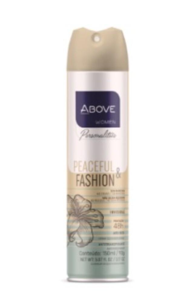 Desodorante aero personalities peaceful & fashion