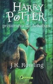 Harry potter y el prisionero de azkaban #3