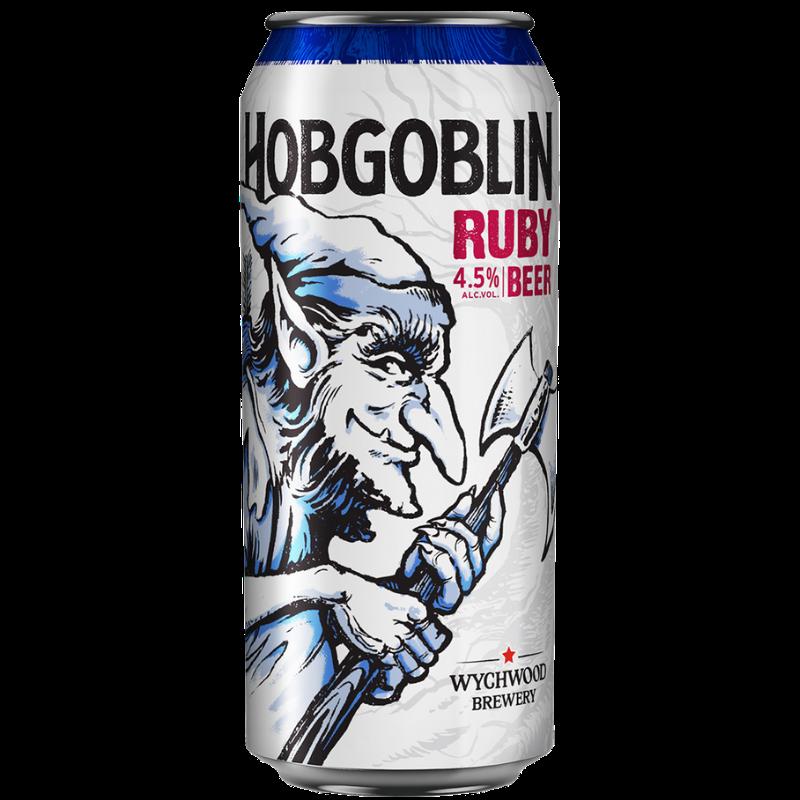 Hobgoblin Ruby beer Lata 500ml