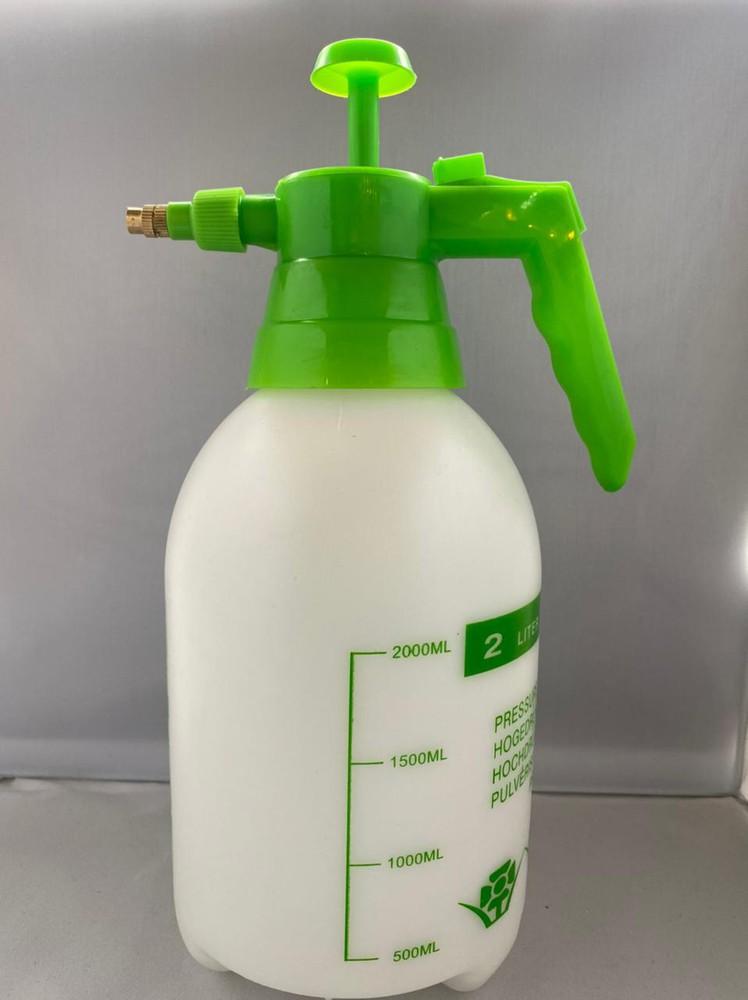 Rociador y pulverizador de 2 litros