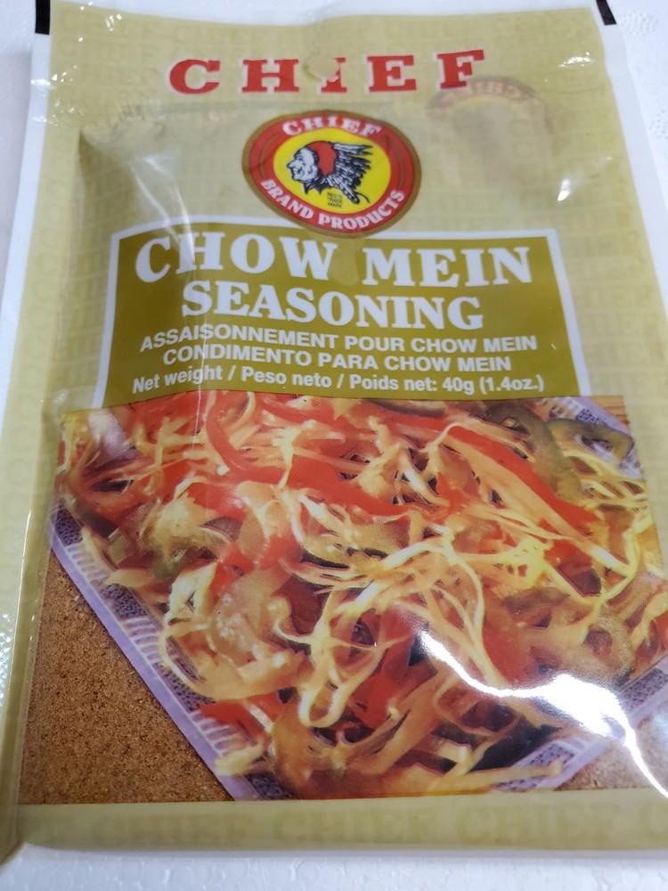 Chow mein seasoning