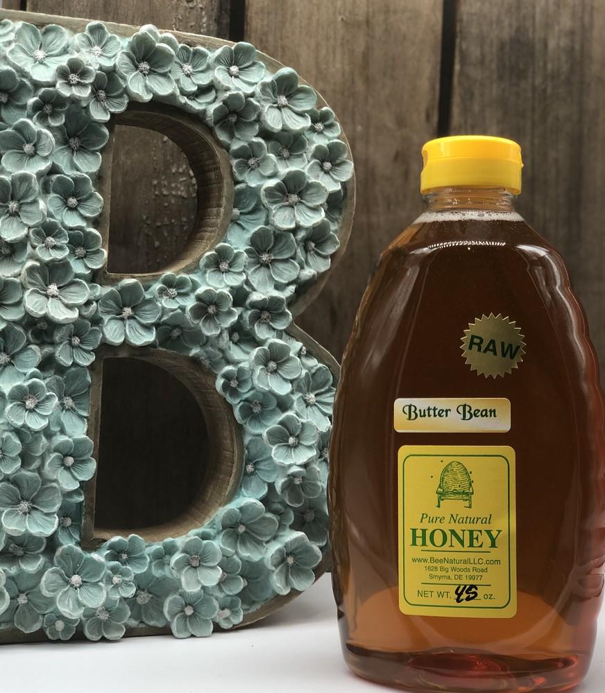 Butter bean honey 48oz