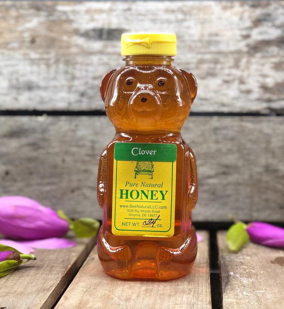 Clover honey 24oz