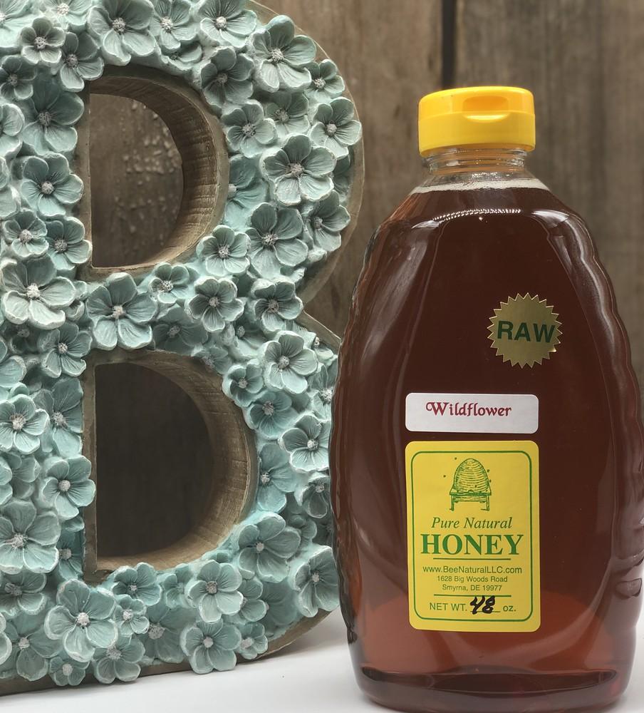 Wildflower honey 48oz