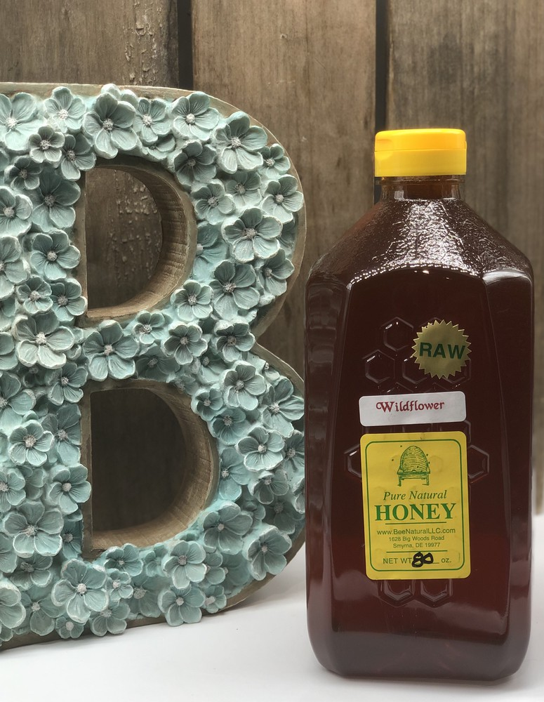 Wildflower honey 80oz