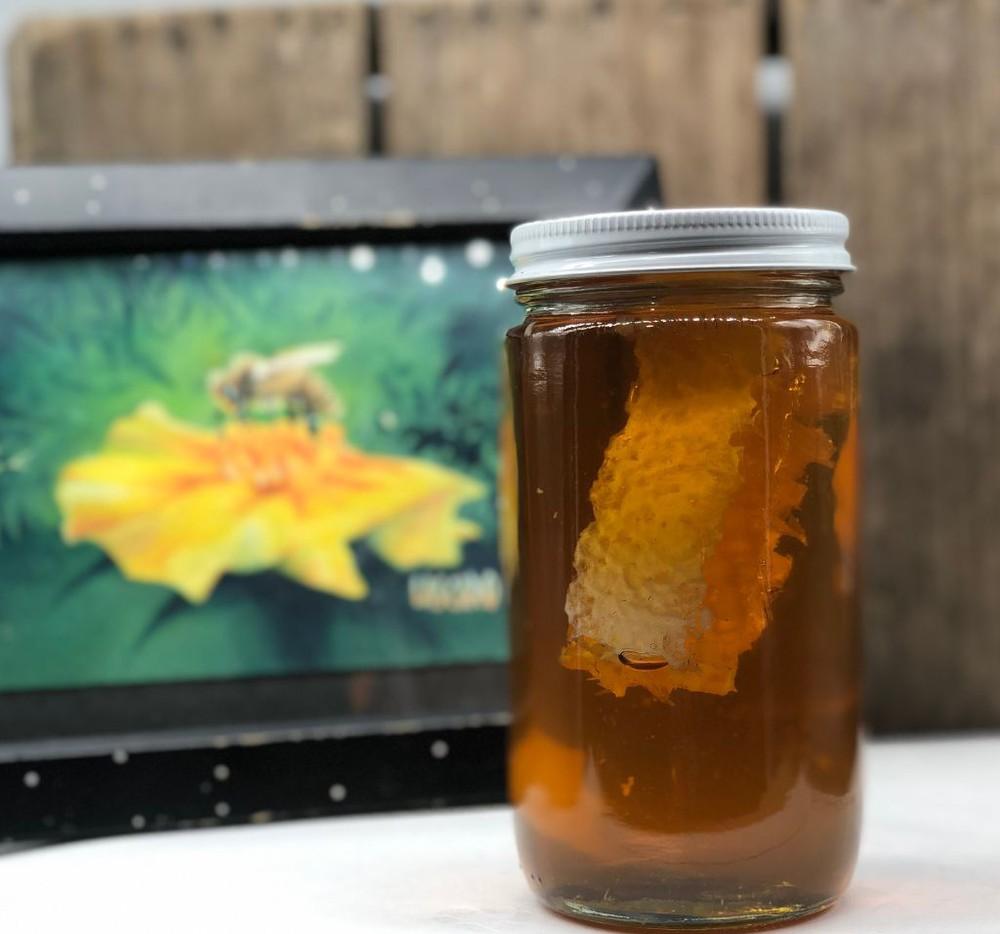 Chunk Honey 16oz