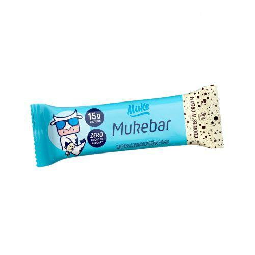 Barra de proteina mukebar cookies'n cream
