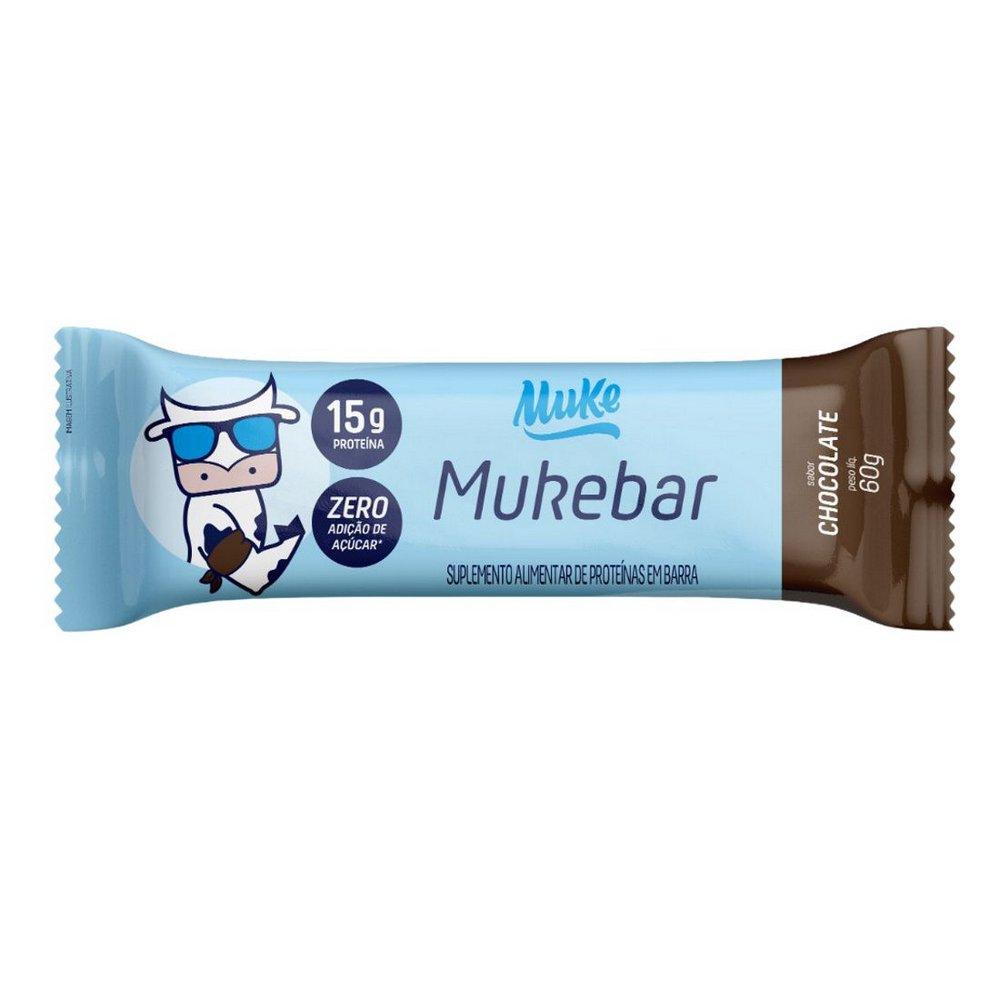 Barra de proteina mukebar chocolate