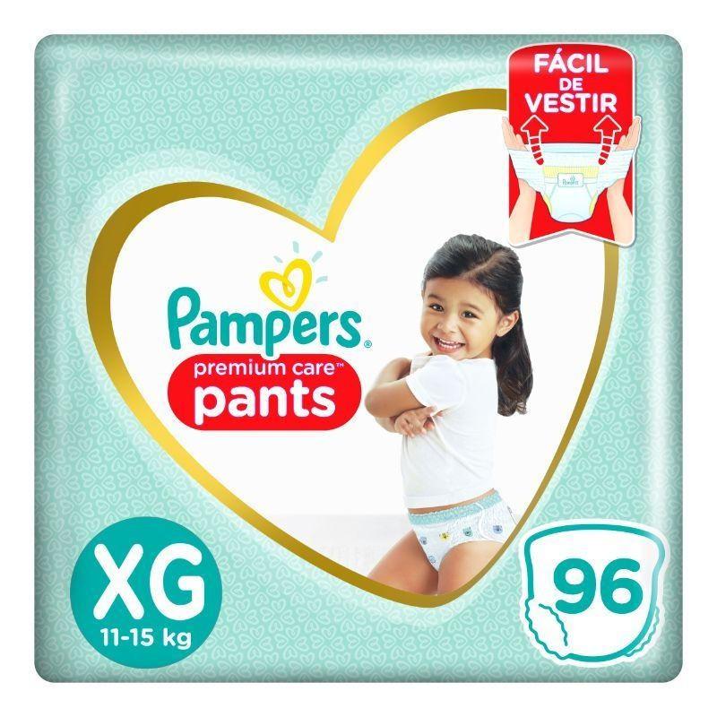 Pañales Pants Premium Care XG