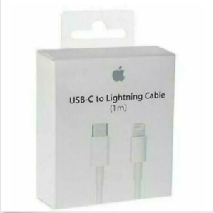 Cable tipo C-lightning 1 metro