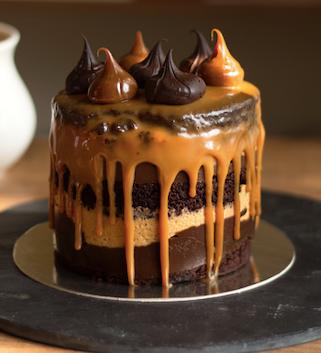 Torta Josefina mini Para 4 personas
