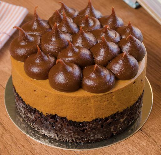 Brownie manjar mini Para 2 personas