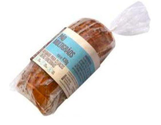 Pão multigrãos sem glúten