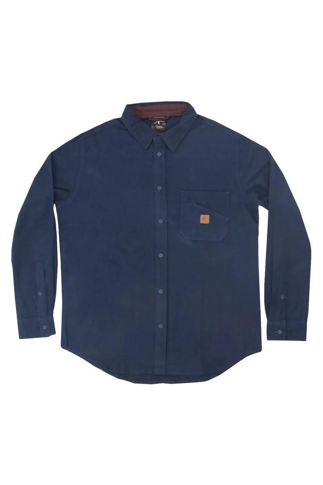 Shirt classic blue l Talla: L Color: Azul