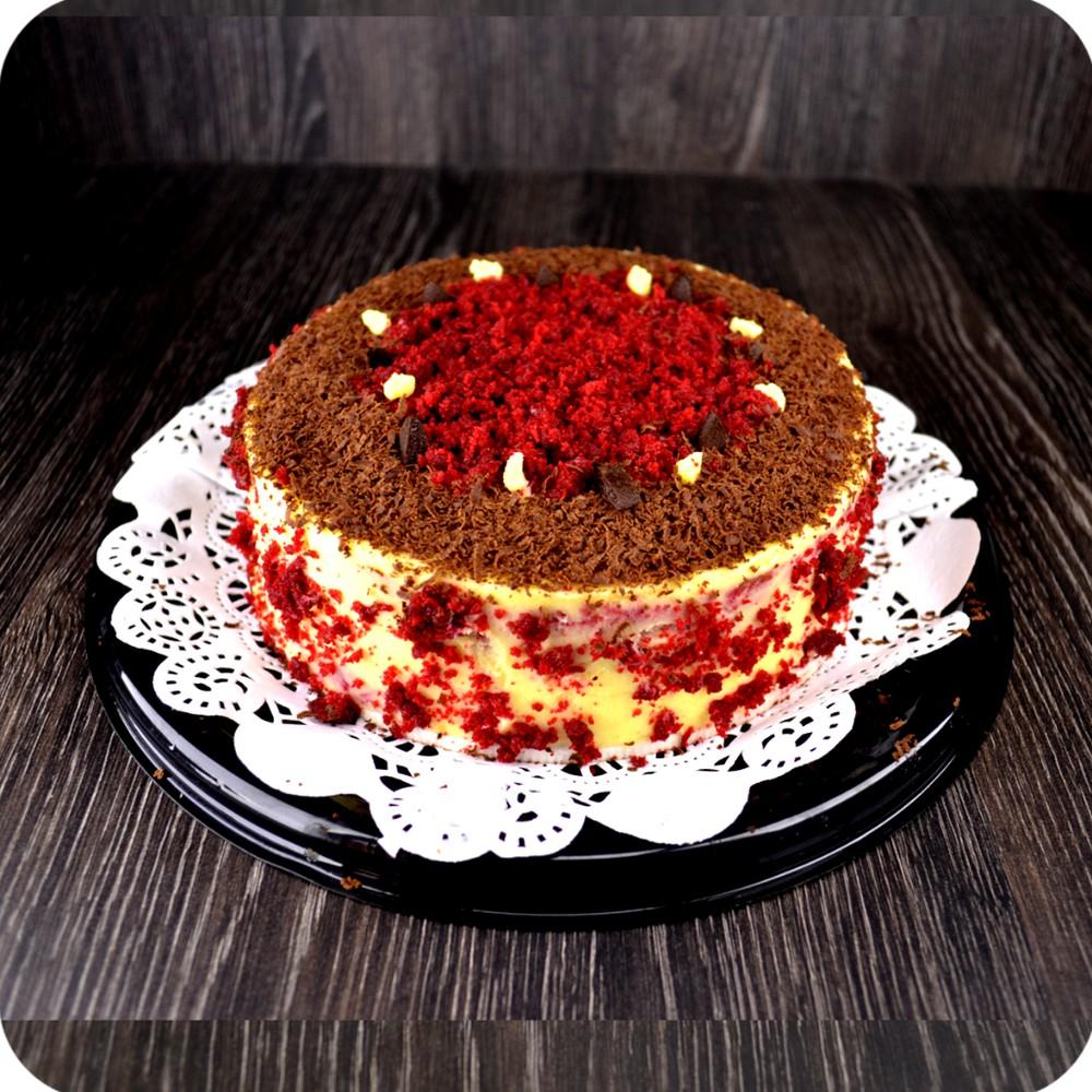 Torta red velvet Torta x 8 porciones