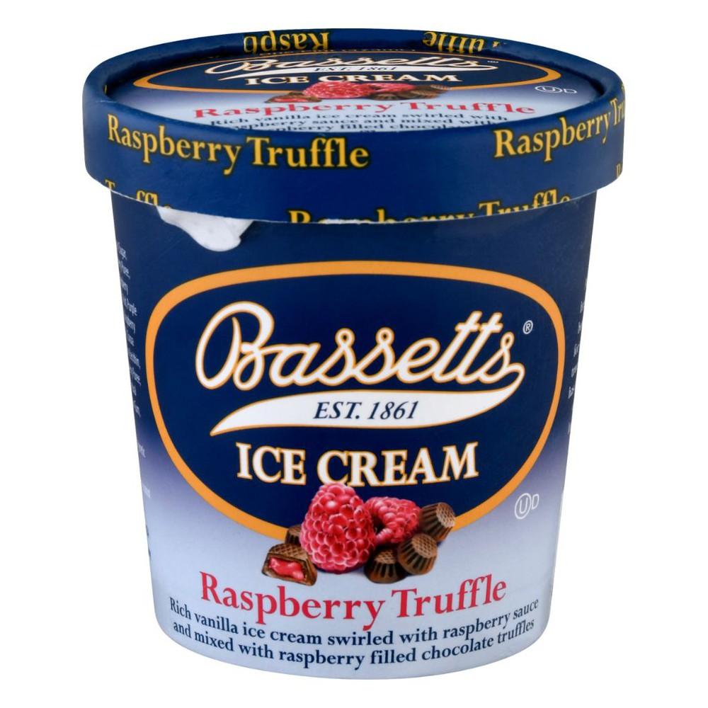 Raspberry Truffle Pint