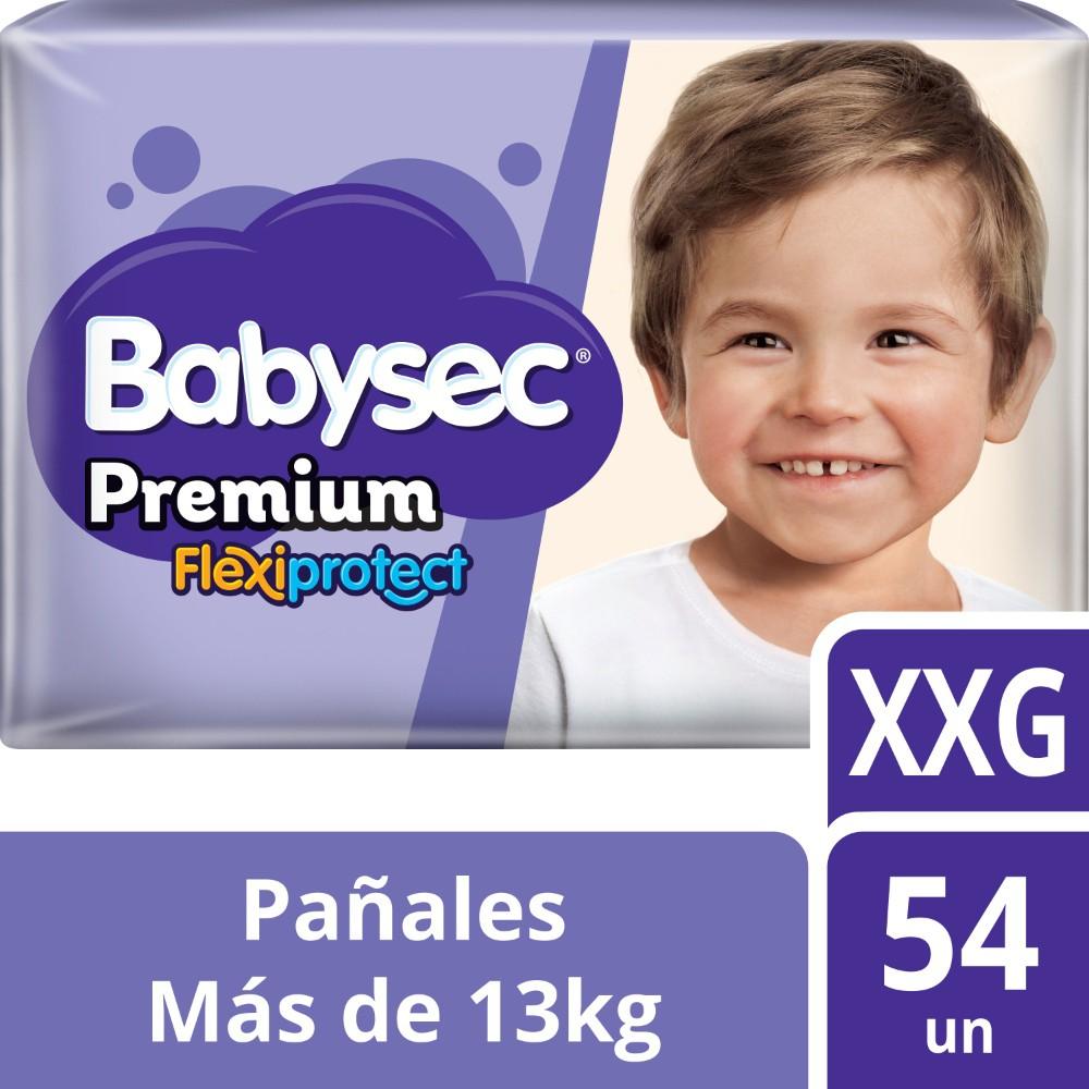 Pañal Premium flexiprotect XXG