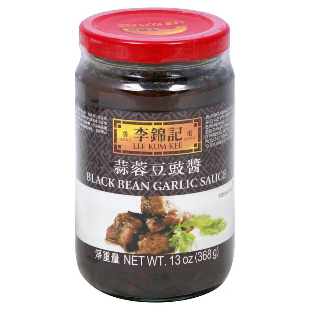 Black Bean Garlic Sauce 13oz jar