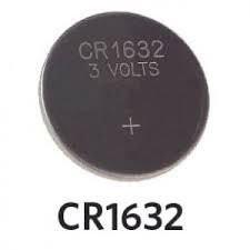 Bateria de lítio 3v cr1632
