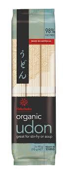 Organic noodle - udon 9.5oz pack