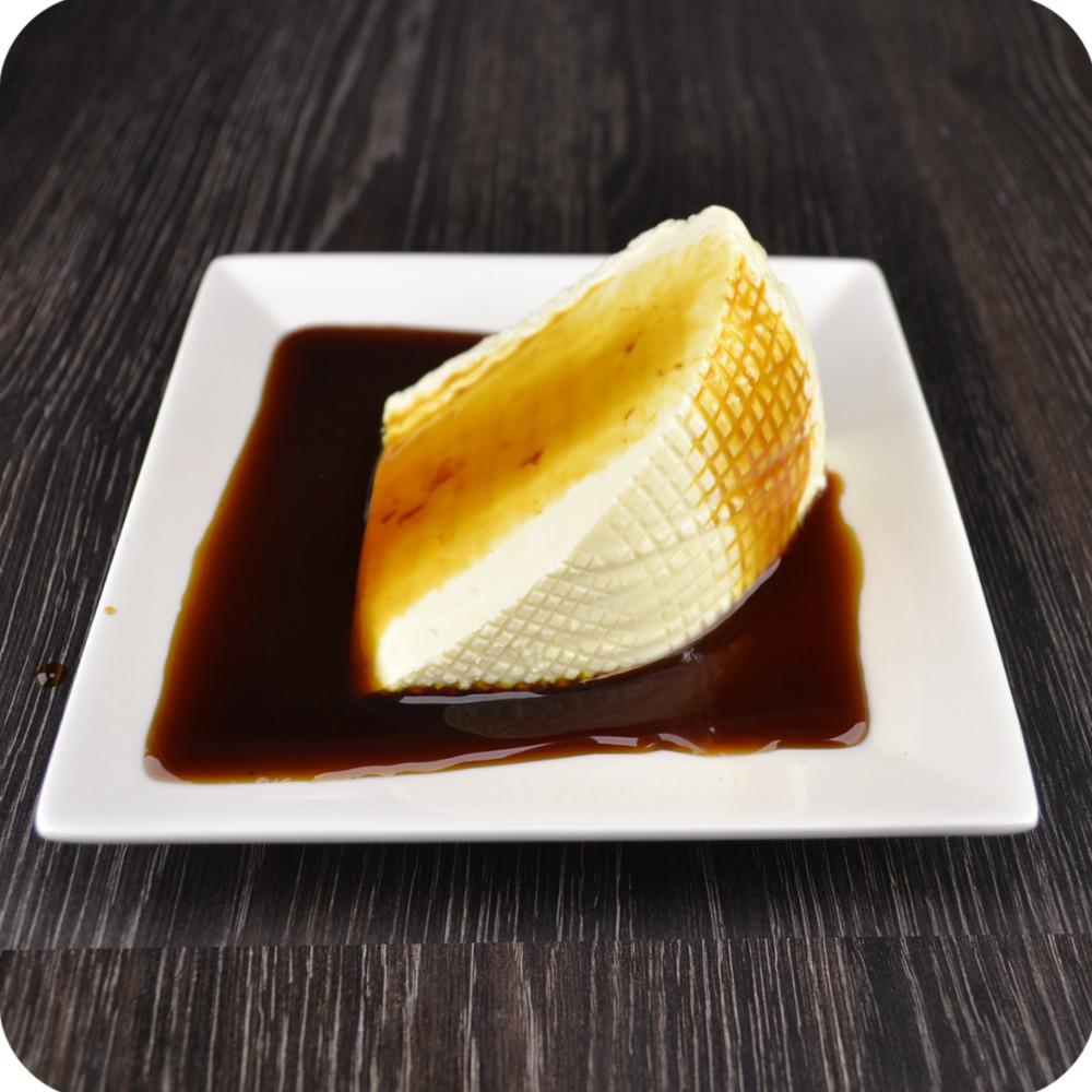 Cuajada con melado Porción de 125 gramos