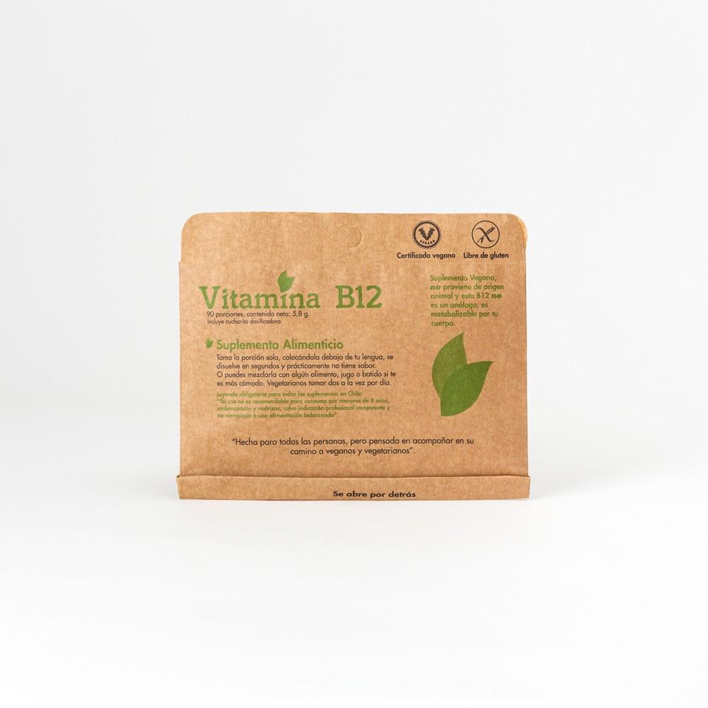 VITAMINA B12 DULZURA NATURAL 5.8 GRS 5.8 g