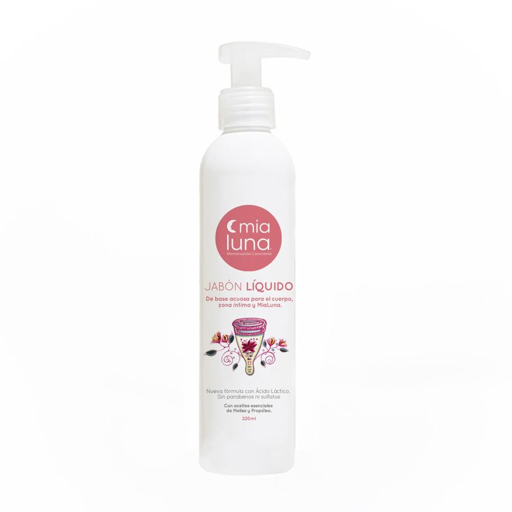 Jabón líquido íntimo 220 ml