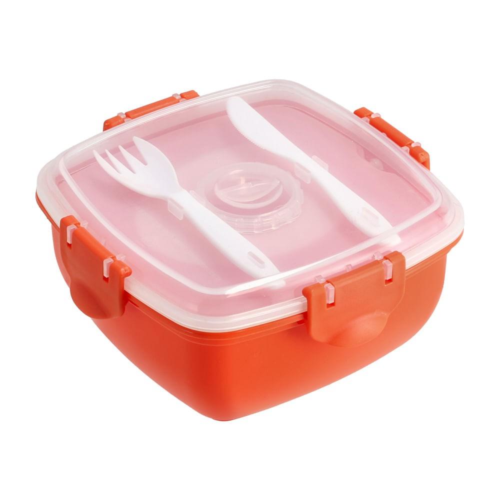 Contenedor De Alimentos Con Cooler Y Servicios 1000 Ml