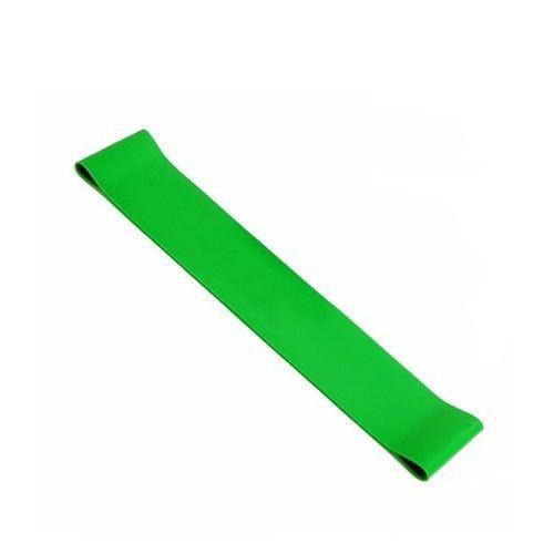 Banda circular verde baja resistencia extra suave