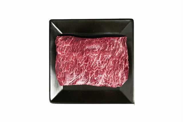 Wagyu Flat Iron Steak 8 oz