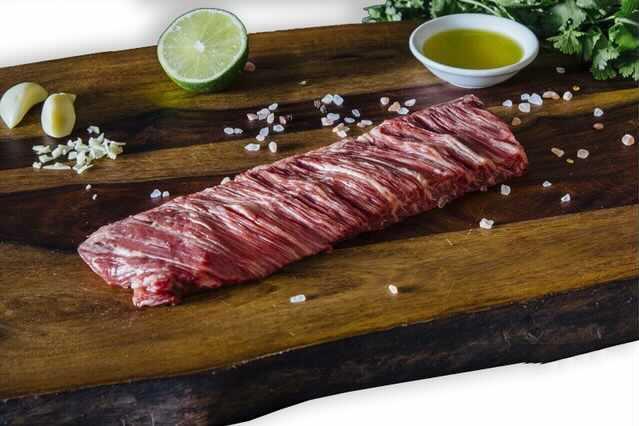 Wagyu Skirt Steak (Churrasco) 1 - 1.2 lbs