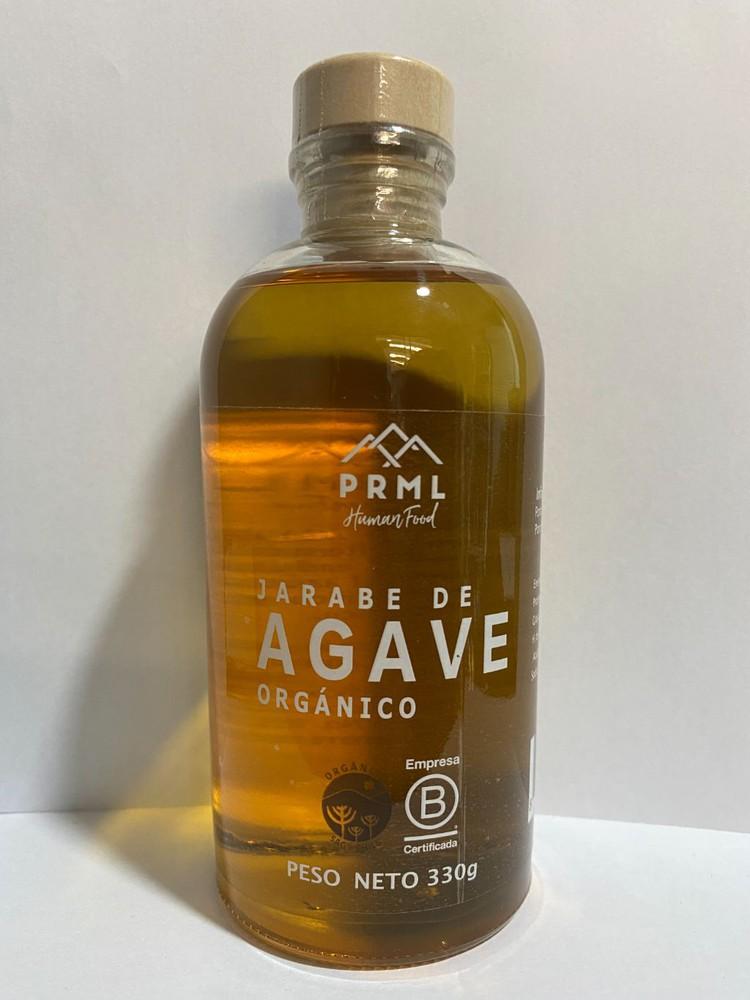 Jarabe de agave orgánico 330g