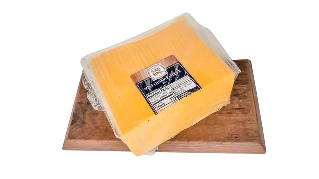 Cheddar cheese LB
