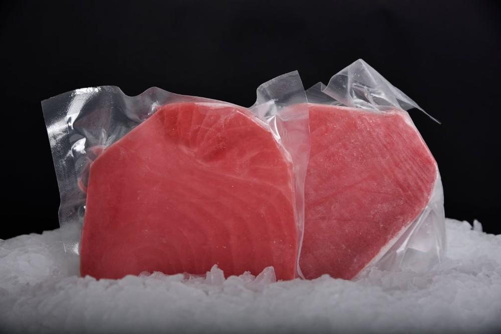 Atún rojo porcionado 1kg