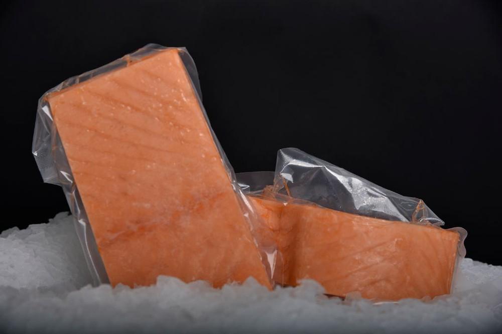 Salmón sin piel Al vacío 1 kg aprox