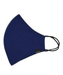 Mascarilla Cobre Adulto Azul Marino Reutilizable