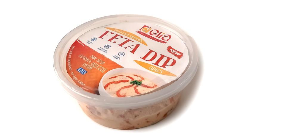 Spicy feta spread (tyrokafteri) 8 OZ
